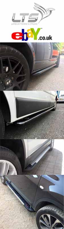 London Tuning & Styling Ltd | Running Boards